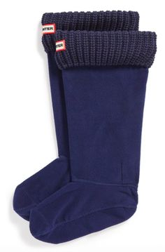 knit cuff welly socks  http://rstyle.me/n/urws2pdpe