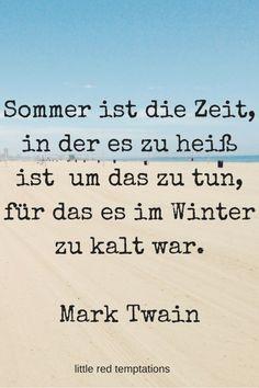 Sommer ist die Zeit
