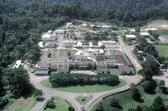 Subic Bay US Naval Base   US Navy Hospital, Subic Bay -.