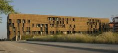 Carabanchel Housing by Foreign Office Architects : TreeHugger