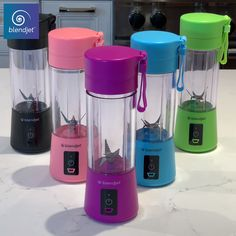 BlendJet One - Blender - Ideas of Blender - The Worlds Best Portable Blender!