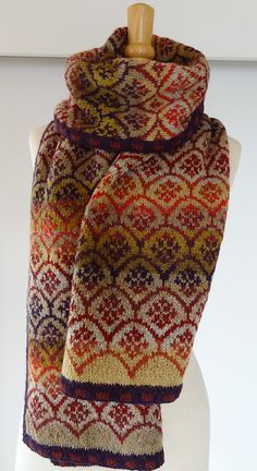 Ravelry: Baltic Arches pattern by Bodil Munch