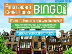 Concorso per vincere un viaggio ad Amsterdam