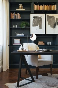 San Francisco Decorator Showcase :: His Office