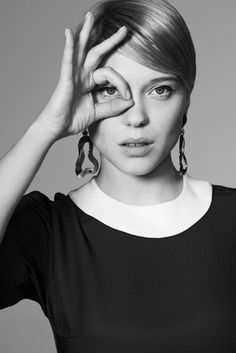 Léa Seydoux in Numéro Tokyo April 2013