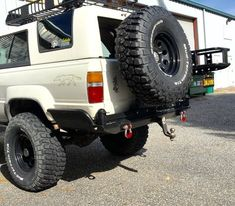 Gen rear bumper expedition bumpers for early Toyota offer the most protection, highest clearance and have more available options th Toyota Pickup 4x4, Toyota Trucks, 1st Gen 4runner, Toyota Surf, Land Cruiser 80, Astro Van, Baja Bug, Toyota 4runner, Vintage Trucks
