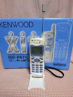 PHS DDIポケット KENWOOD XIT(1999)