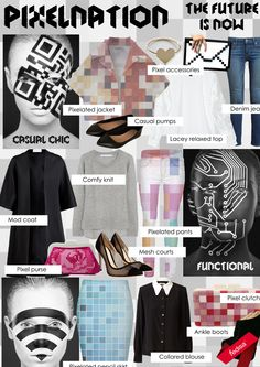 Key Items board for A/W 2015/16 for one of the 18 TFG brands [3rd Year]