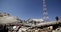 الحوثيون مقتل وإصابة العشرات فى غارات شنها التحالف العربى على صنعاء - اليوم السابع
