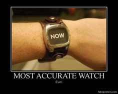 Most Accurate Watch...