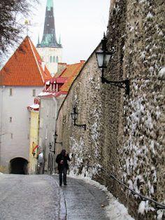 Tallinn, Estonia - made it there in September 2012