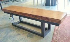 Industrial Base Bench