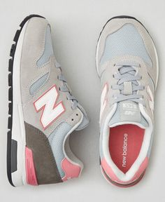 AEO New Balance 565 Sneakers, Women's, Grey