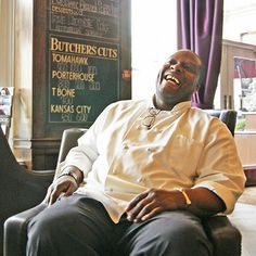Chef Julian Ward at JW Steakhouse - read the interview at http://www.mostlyfood.co.uk/Feature_interviews.htm