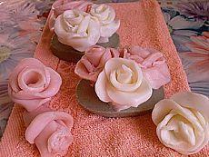 Розы из мыла для души и душа!
