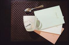Passport Stamp Mug  Travel-themed Coffee Mug  by CopilotCreations
