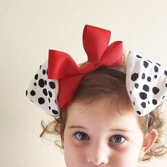 We love this 101 Dalmatians headband by @lisa_chill_  #ribbon #offray #offrayribbon #hairstyles #hairribbon #bow #hairbows #hairtutorials #diy #crafter #halloweencostume #diyhalloweenidea #kidscostumeideas 𝐎𝐟𝐟𝐫𝐚𝐲 𝐑𝐢𝐛𝐛𝐨𝐧 (@offrayribbon) • Instagram photos and videos