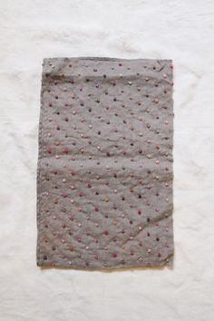 100% linen blanket