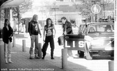 ~PICTURE OF METALLICA TAKEN IMMEDIATELY AFTER BUS ACCIDENT~