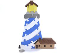 Lighthouse Puzzle.