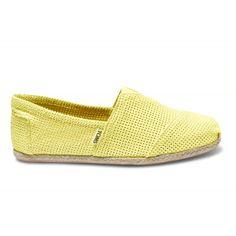 Toms Yellow