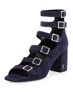 Babies Suede Buckle Sandal, Navy Navy Block Heels, Navy Blue Shoes, Block Heel Shoes, Navy Sandals, Suede Sandals, Shoes Sandals, Thing 1, Open Toe, Calves