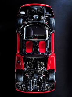 F50, Ferrari. Check out Facebook: @metalroadstudio Very cool!