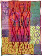 Directions Gallery, Michele Hardy. Art Quilts, Fiber Art, Mixed Media