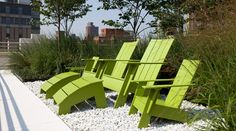 Loll Designs - Recycled Commercial Furniture