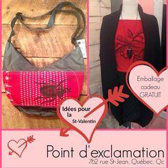Cadeau pour la #saintvalentin  emballage gratuit trouver votre tenue pour le 14 février