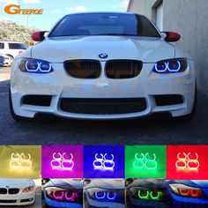 Find More Car Light Assembly Information about For BMW 3 Series E90 E92 E93 M3 Coupe cabriolet 2007 2013 Excellent DTM Style Ultra bright Multi Color RGB LED Angel Eye kit,High Quality kit kits,China kit led Suppliers, Cheap kit m3 from Geerge-Tech on Aliexpress.com