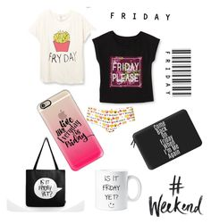 """VIERNES!"" by mayte-solan-isla on Polyvore featuring moda, Casetify, Topshop y friday"