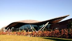 gridshell living roof - Google Search