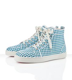 I will also rock the man who rocks these louboutin sneakers as well! sexy sexy