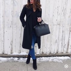 """906 Likes, 86 Comments - Blogger • Aliya (@stylebyaliya) on Instagram: """"Always dress like it's the best day of your life and that's how this coat from @aritzia makes me…"""""""