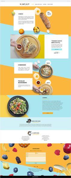 Mucho Rico | Homemade Fast Food How To Speak Spanish, Web Development, Branding, Homemade, Ideas, Food, Design, Meal, Essen