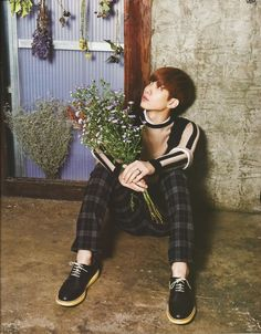 Hyuk ♡ #VIXX // 10+Star Magazine