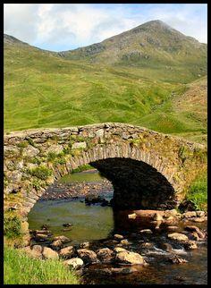 Quaint Bridge - Oban, Scotland Copyright: Francis Prout