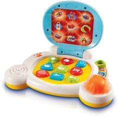 VTech Baby 80-073804 - Mein erster Laptop Vtech http://www.amazon.de/dp/B000O16FWW/ref=cm_sw_r_pi_dp_fVGwub1XT2FHM / 24