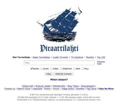 """The Pirate Bay: We will sue copycat site for copyright infringement  """"Don't you pirate the pirates!"""""""