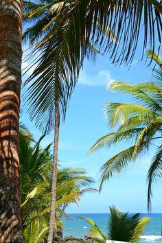 Praia do Havaizinho em Itacaré, estado da Bahia, Brasil.  Fotografia: Leandro G. Santos.