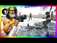 CS:GO The Zeus God! (CS:GO Competitive Funny Moments With The Crew)