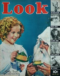 Shirley Temple, Look magazine 1937