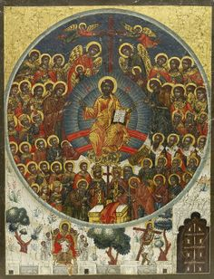 The Temple Gallery was founded by Richard Temple in 1959 as a centre for the study, restoration and exhibition of ancient Russian icons St Constantine, Benaki Museum, Greek Icons, John Chrysostom, Saint Matthew, Russian Icons, Old And New Testament, John The Baptist, Adam And Eve