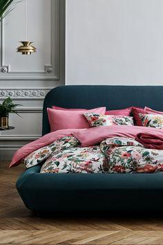 parure de lit tropicale H&M Home