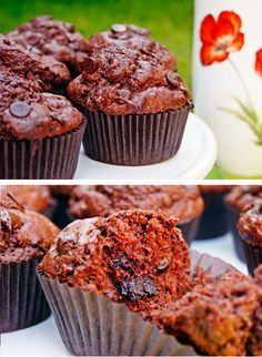 Muffins al estilo 'Starbuck' Cupcake Recipes, Cookie Recipes, Dessert Recipes, Desserts, Keto Recipes, Mini Cakes, Cupcake Cakes, Cop Cake, Pan Dulce
