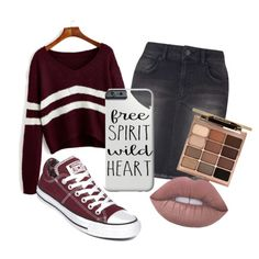 Designer Clothes, Shoes & Bags for Women Apostolic Style, Apostolic Fashion, Modest Fashion, Burgundy Outfit, Burgundy Shoes, Wild Hearts, Polyvore Outfits, School Outfits, Outfit Ideas