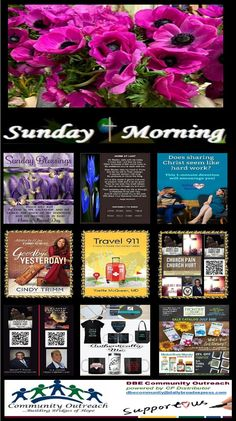 ✞ Sunday Morning ❤ Power Pack for People on the Go! ✍ Open 24/7 Tell My Story, Bible Love, Facebook Likes, Praise And Worship, Sunday Morning, It Hurts, Encouragement, Blessed, Christian