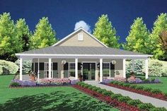 House Plan 36-136 Traditional Style***