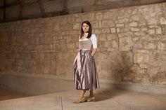 Heimat Lederhosen, Catsuit, Midi Skirt, Folk, Skirts, Dresses, Fashion, Dirndl, Overalls
